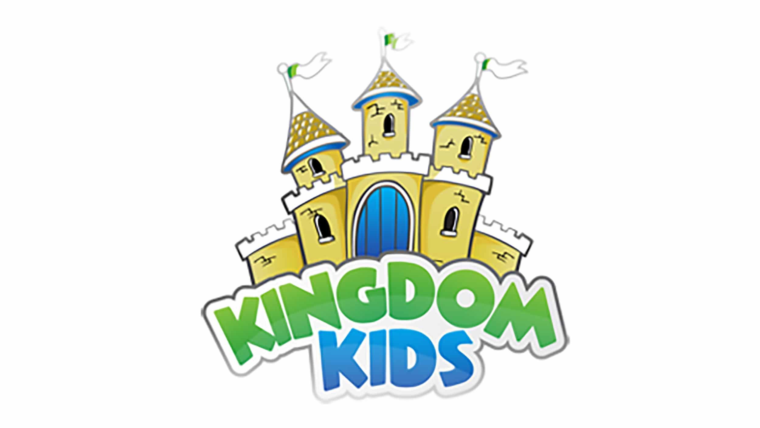 Childrens Church Kingdom Kids Logo Final