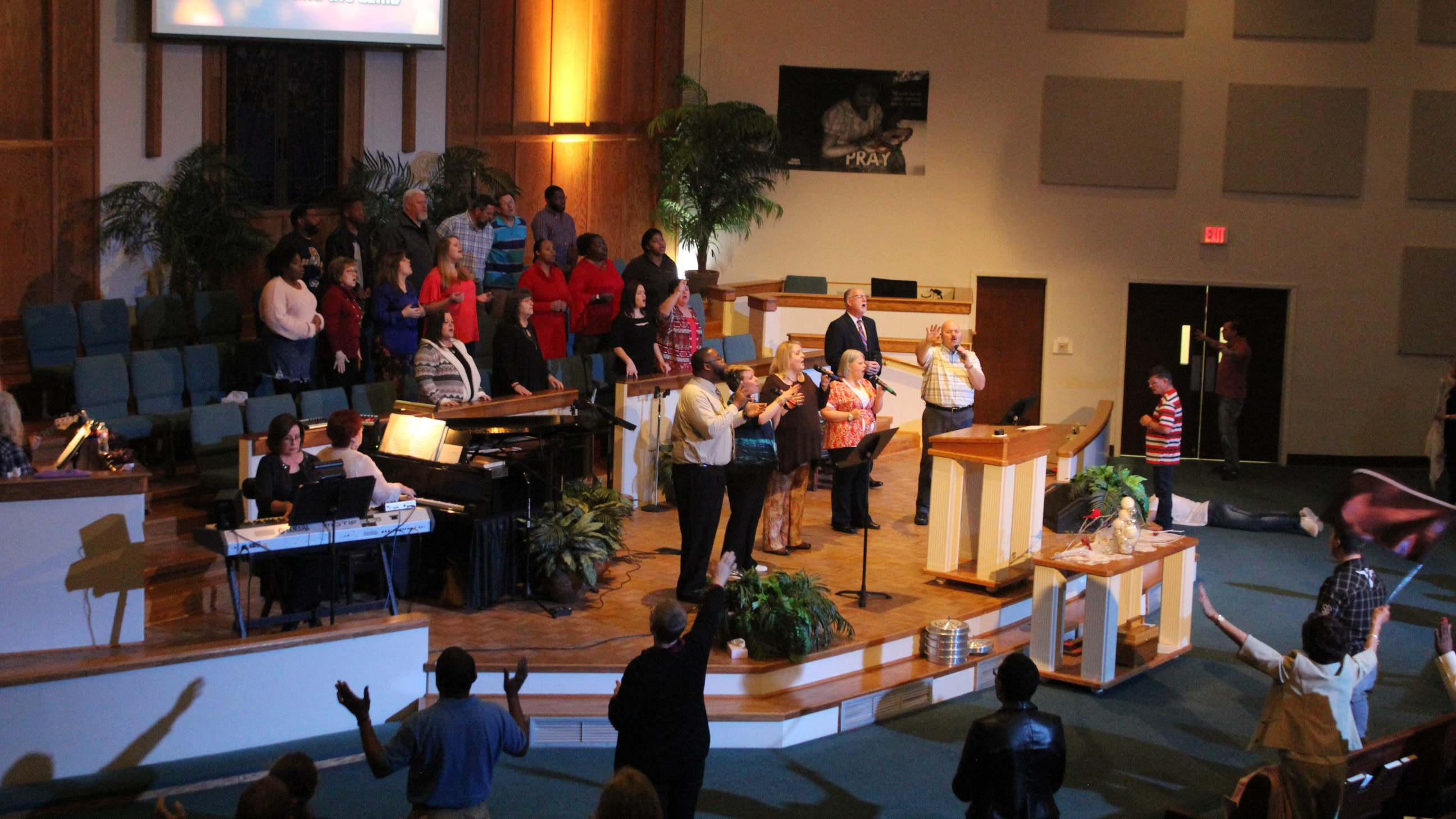 Southside Assembly Of God Worship Service B