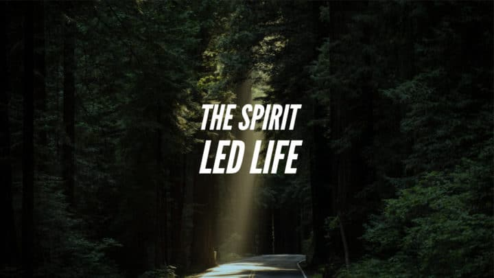 The Spirit Led Life