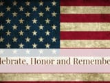 Celebrate Honor and Remember