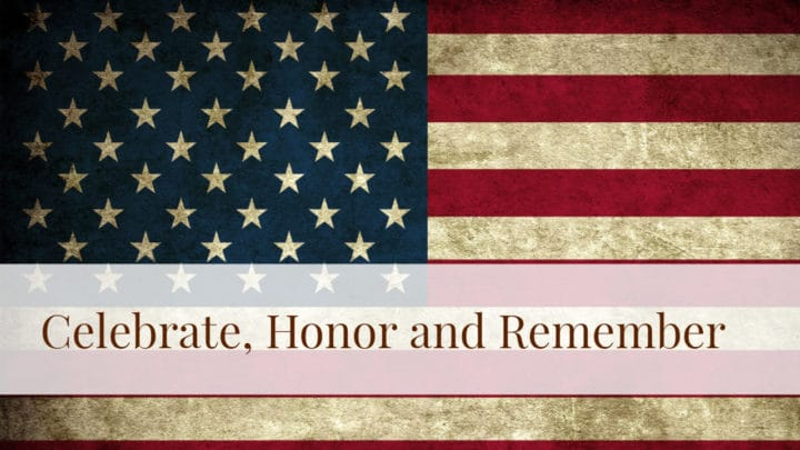Celebrate, Honor and Remember