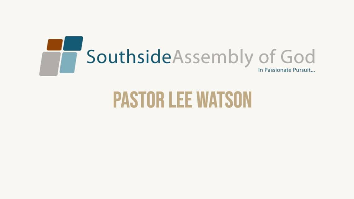 Lee Watson