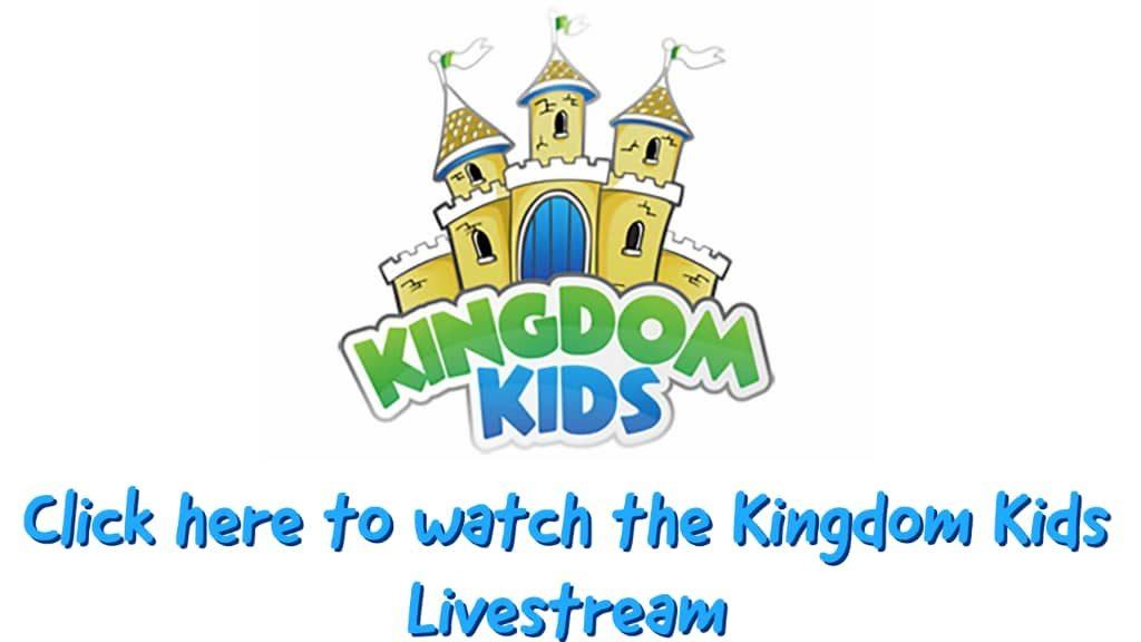 Kingdom Kids Livestream