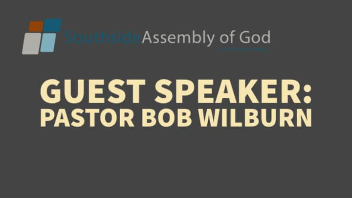 Guest Speaker Bob Wilburn